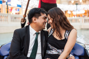 Venetian Macau Engagement Session Photos by Lai de Guzman