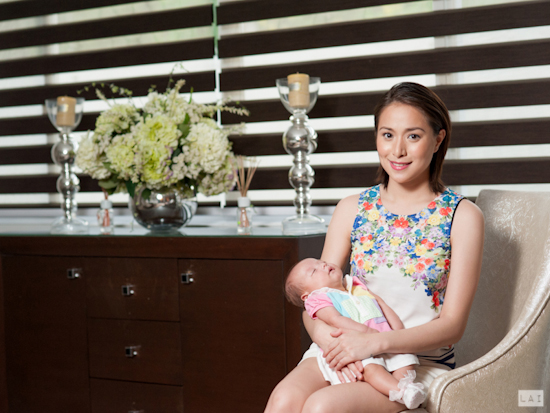 Smart Parenting Cristine Reyes My Birthing Story Photos by Lai de Guzman