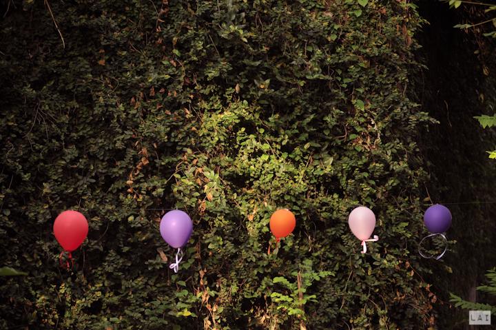 Balloons Birthday Party Photographs by Lai de Guzman