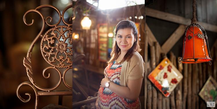 Maternity Portraits by Lai de Guzman Pan de Amerikana