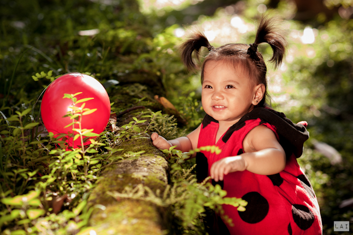 Lady Bug Max Birthday Party Photographed by Lai de Guzman
