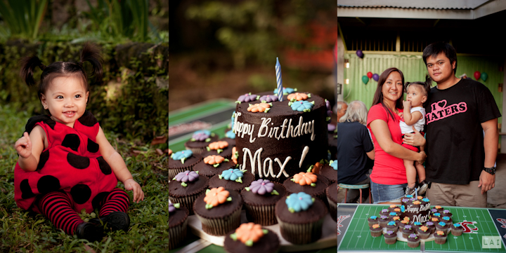 Max Birthday Party Photographed by Lai de Guzman