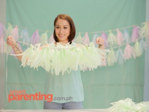 Smart Parenting Cover shoot featuring Cristine Reyes