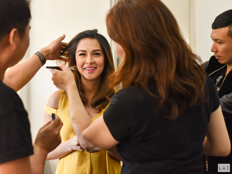 Marian Rivera Smart Parenting Behind the Scenes