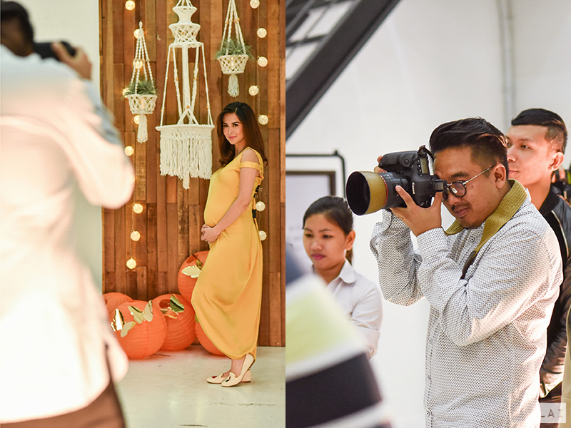 Smart Parenting Behind the Scenes Marian Rivera