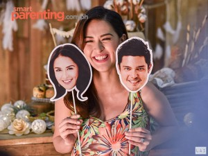 Smart Parenting Behind the ScenesMarian Rivera23