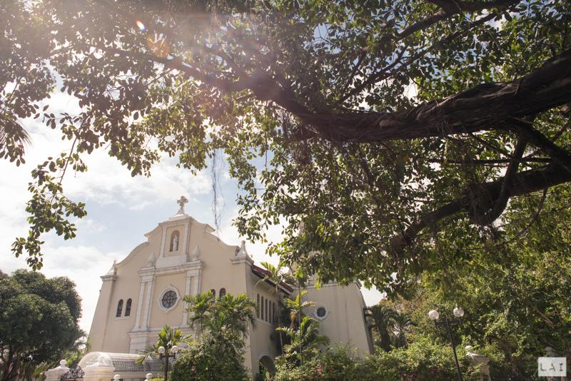 001Luis Santuario de San Antonio Baptism Lai de Guzman