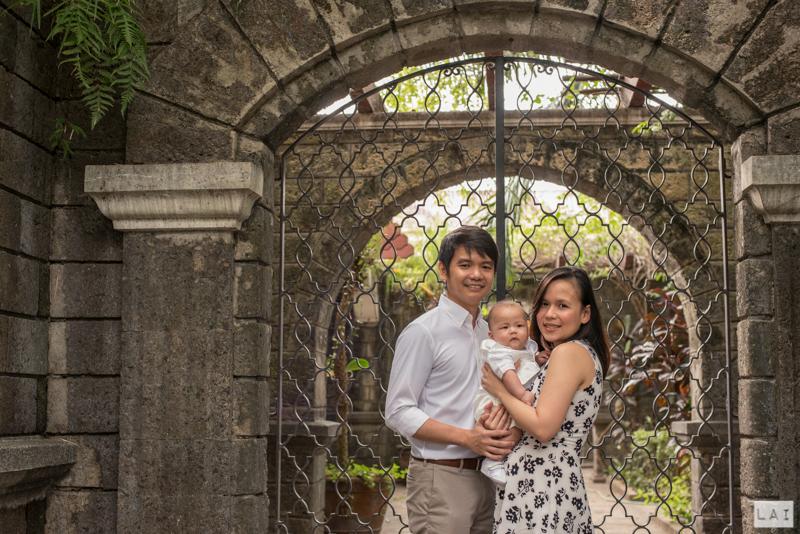 026Luis Santuario de San Antonio Baptism Lai de Guzman