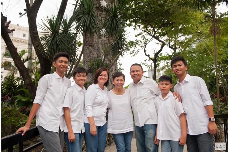 Reyes Family9