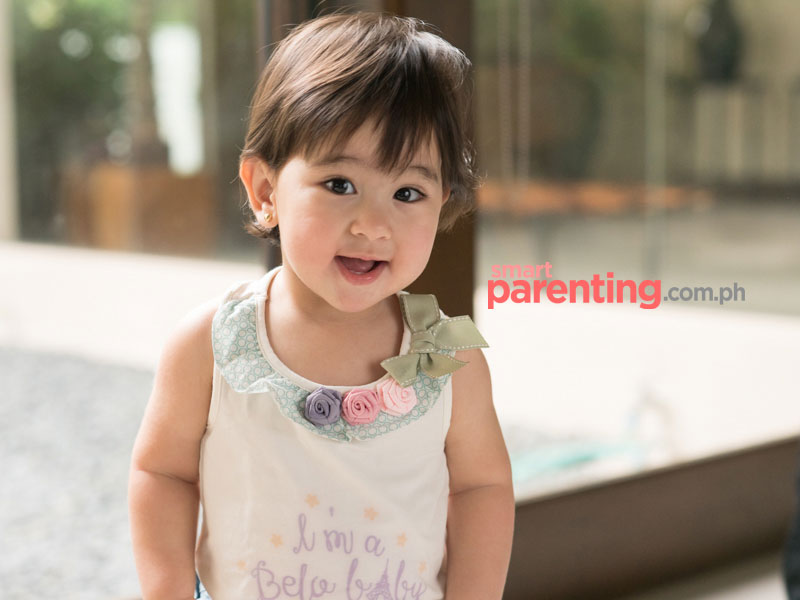 Scarlet Snow Belo Hayden Kho Smart Parenting 01