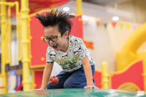 Nathan's 7th Birthday Bash | Kidzoona, Shangri-La Mall