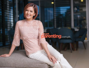 Chynna Ortaleza Cipriano on Smart Parenting