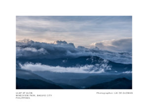 Fine Art Photographer Lai de Guzman Manila Philippines Baguio City. Mt Cloud bookshop