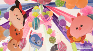 Raielle Turns One | Disney Tsum Tsum Birthday Party